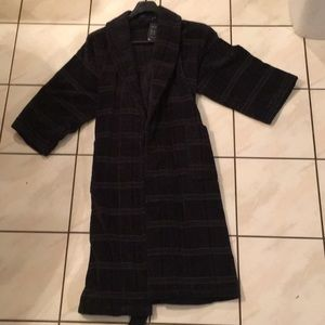 Nautica Deluxe Men's Robe